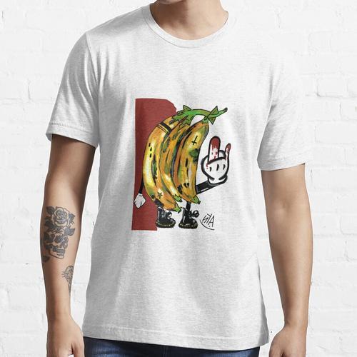 punkige Kochbananen Essential T-Shirt