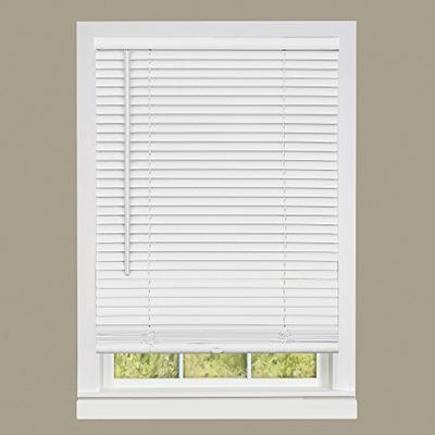 """Achim Home Furnishings DSG231WH06 Deluxe Sundown G2 Cordless Blinds, 31"""" x 64"""", White"""