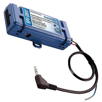 PAC RP4-GM41 RadioPro Radio Replacement Interface With Built In Pre-Programmed Steering Wheel Contro