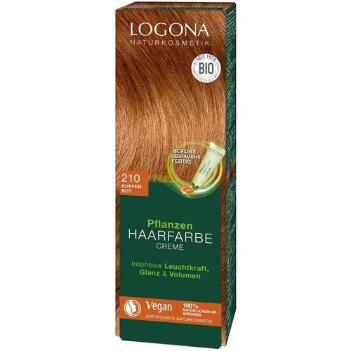Logona Pflanzenhaarfarbe Haarfarbe 150ml