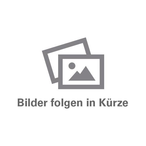 weka Gerätehaus 229 schwedenrot Geräteschuppen, 235x239 cm