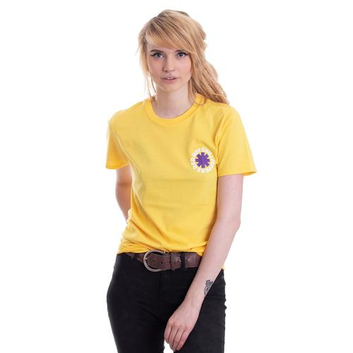 Red Hot Chili Peppers - Los Chili Yellow - - T-Shirts