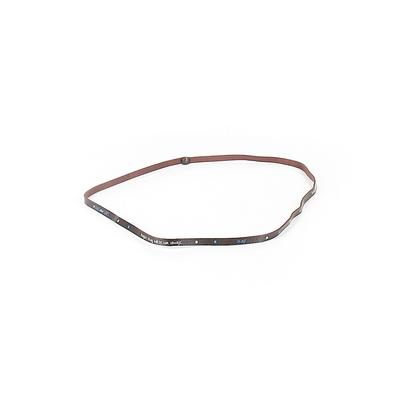 Belt: Brown Solid Accessories