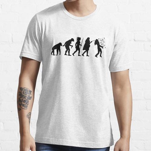 Der Marsch der Ohrenschmerzen Essential T-Shirt
