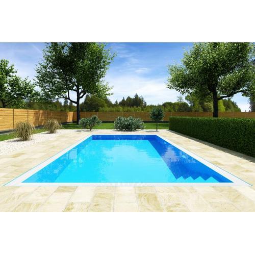 Pool-Komplettset 3,50 x 7,00m