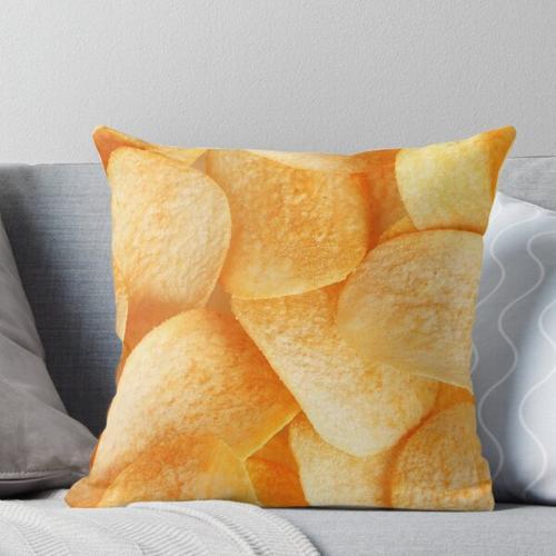 Pringles Chips Kissen