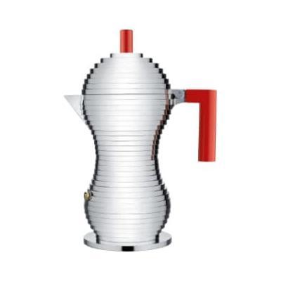 Alessi - Red 3 Cup Pulcina Espre...