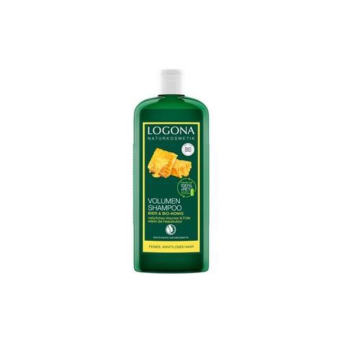 Logona Haarpflege Shampoo Volumen Shampoo Bier & Bio-Honig 500 ml