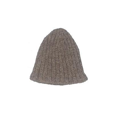 Beanie Hat: Tan Accessories