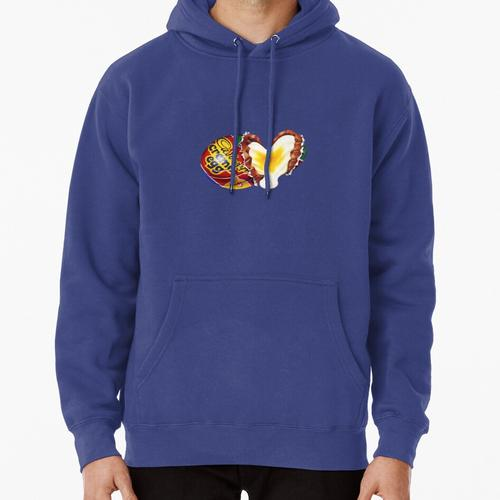 Creme Egg Pullover Hoodie