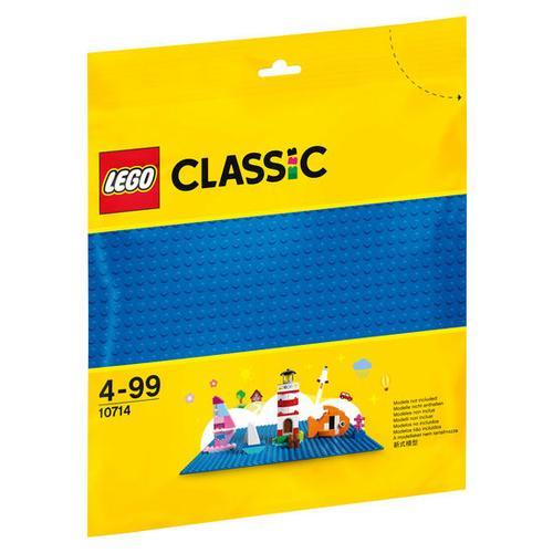 LEGO® Classic Blaue Bauplatte 10714, bunt
