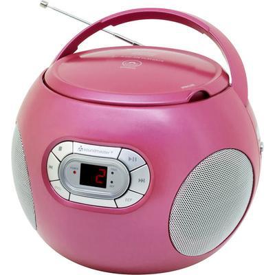 CD-Player mit UKW-Radio + Hörbuc...