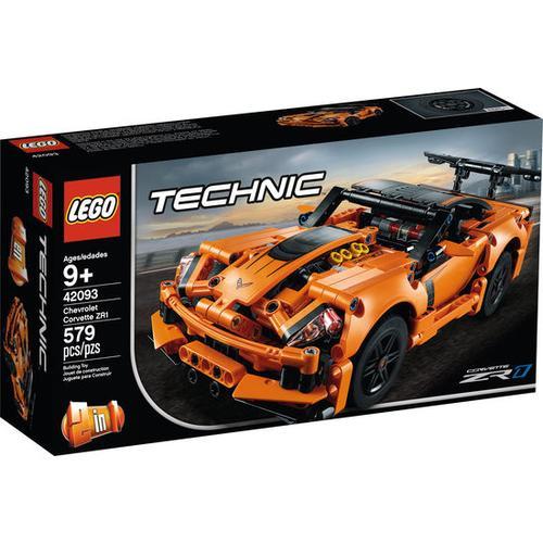 LEGO® Technic Chevrolet Corvette ZR142093, bunt