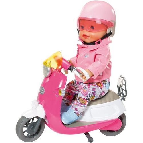 BABY born® City RC Scooter, rosa