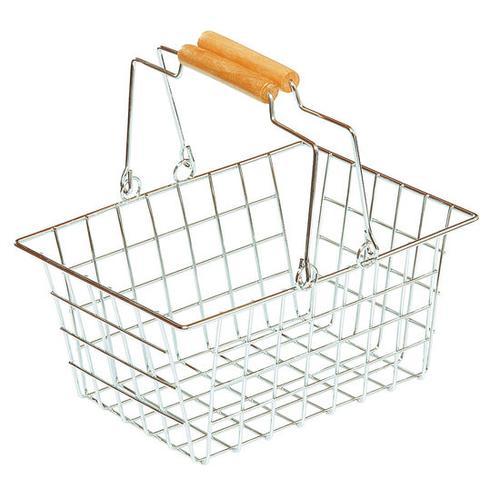 JAKO-O Einkaufskorb, silber