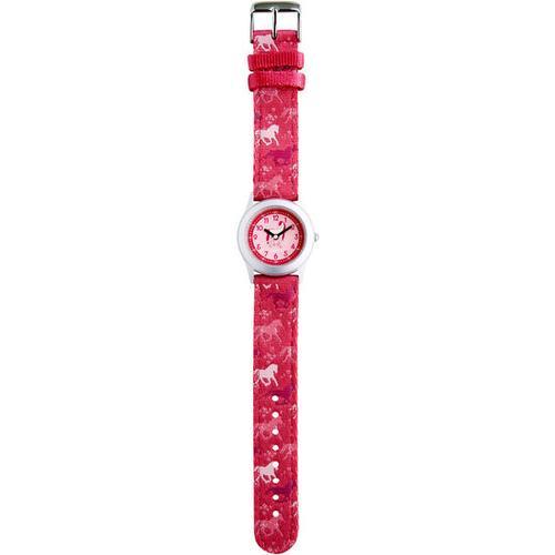 JAKO-O Armbanduhr Motiv, pink