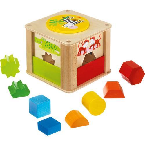 HABA Sortierbox Zootiere, bunt