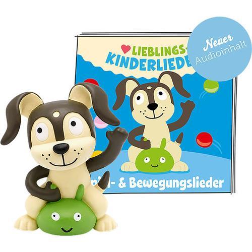 tonies® 30 Lieblings-Kinderlieder – Spiel- & Bewegungslieder, bunt