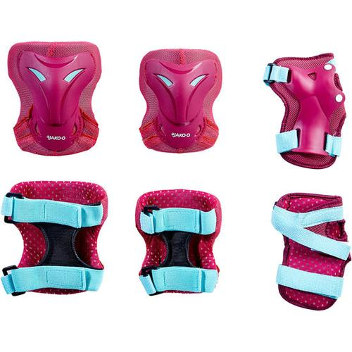 JAKO-O Protektoren-Set, rot, Gr. M