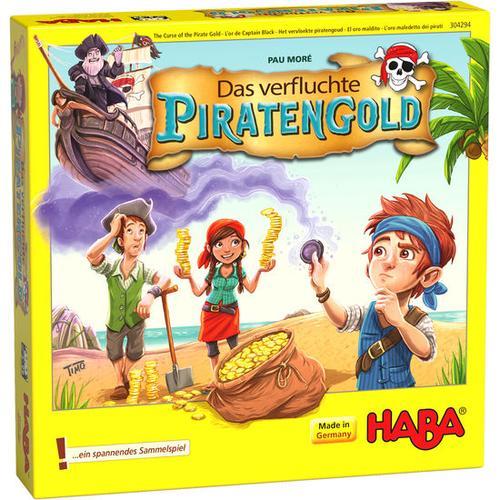 HABA Das verfluchte Piratengold, bunt