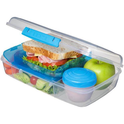 JAKO-O Lunchbox Bento Box, blau