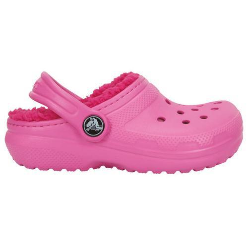 Clogs Classic Crocs gefüttert, pink, Gr. 29/30