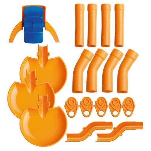 JAKO-O Tiefbaustelle Kaskade, orange
