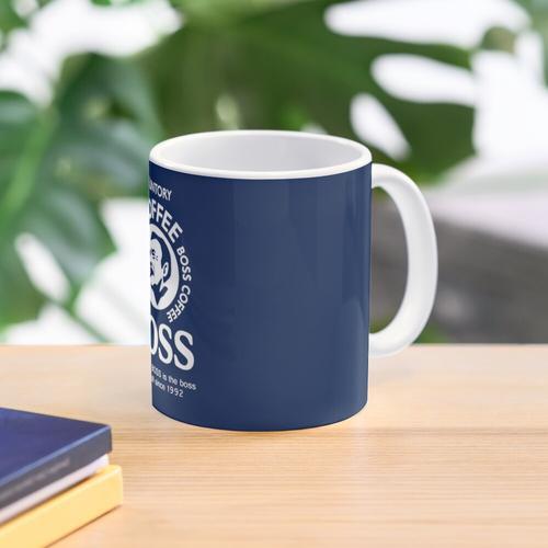Suntory Boss Kaffee Tasse