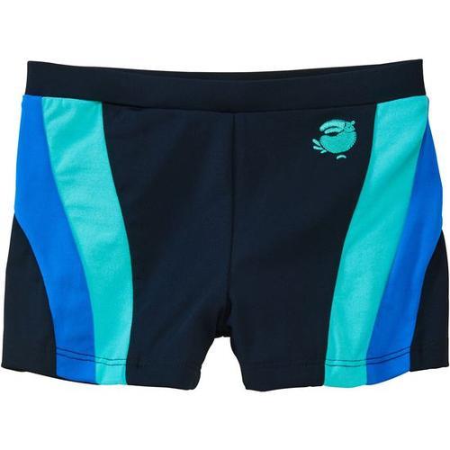Sport-Badehose, blau, Gr. 140/146