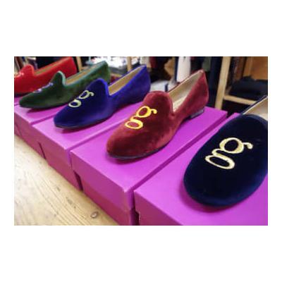 Calita Shoes - Burgundy G8360 Shoes - 37