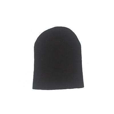 Beanie Hat: Black Accessories