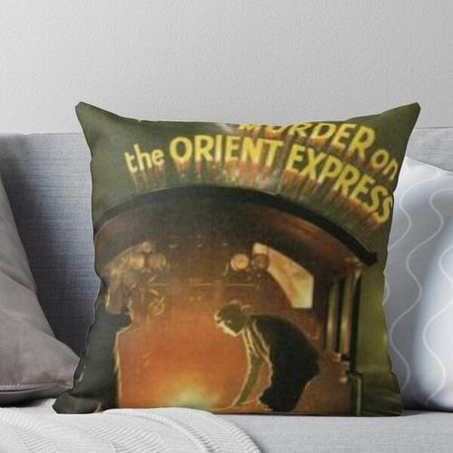 Mord im Orient-Express Kissen