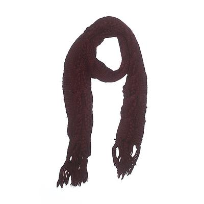 Scarf: Purple Solid Accessories