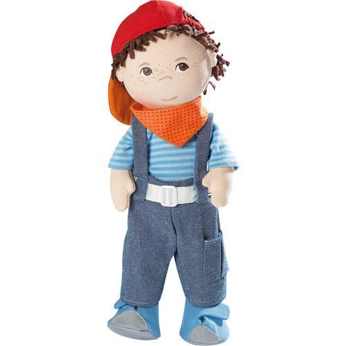 HABA Puppe Matze, blau