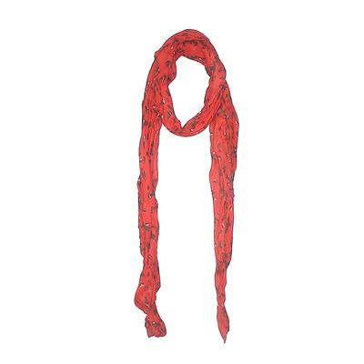Scarf: Red Accessories