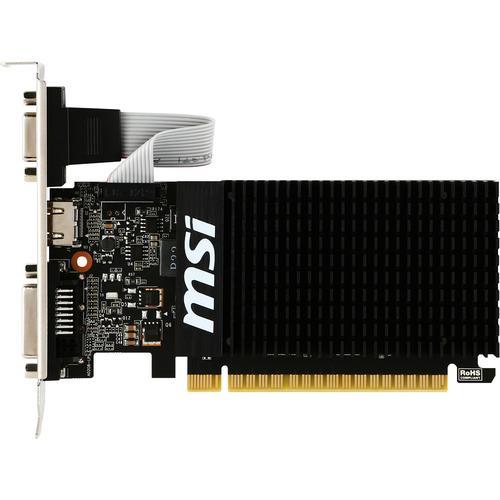 MSI GeForce GT 710 (1GB), Grafikkarte