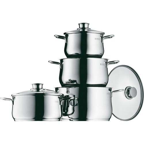 WMF Diadem Plus, Kochtopf, Silber