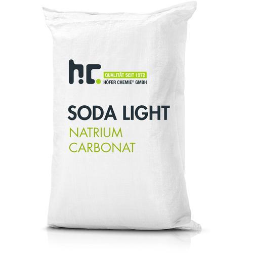 Höfer Chemie - 2 x 25 kg Natriumcarbonat (Soda) leicht technische Qualität Vorratspack