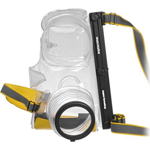 Ewa-Marine U-AX Unterwassergehäuse für SLR mit Bl (Unterwassergehäuse, Diverse), Kameraschutz