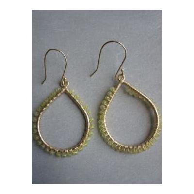 fashion jewellery - Gulloa Earrings - Dandelion