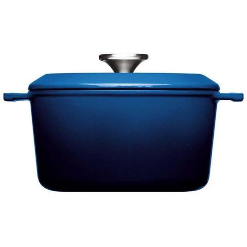 WOLL Kochtopf Iron, Gusseisen, (1 tlg.), Ø 20 cm, Induktion blau Suppentöpfe Töpfe Haushaltswaren