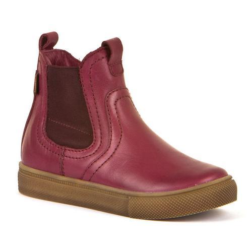 Chelsea Boots Froddo, rot, Gr. 35