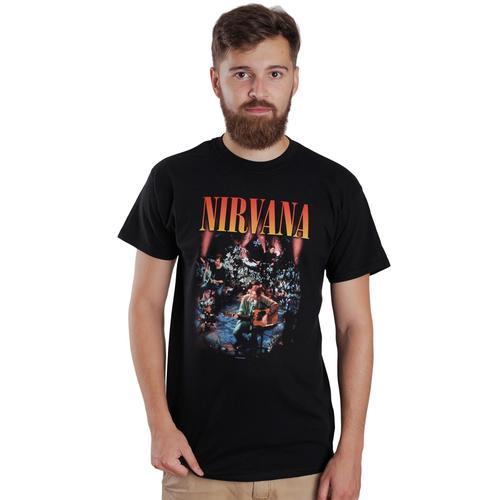 Nirvana - Live Concert - - T-Shirts