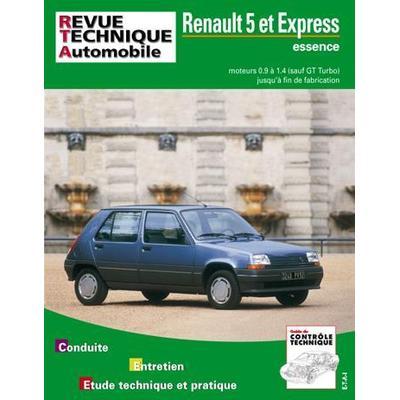 Revue technique auto ETAI 11183