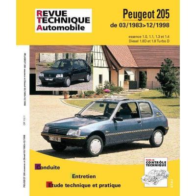 Revue technique auto ETAI 22912