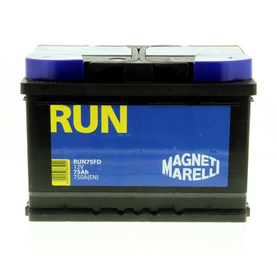 Batterie MAGNETI MARELLI RUN75FD