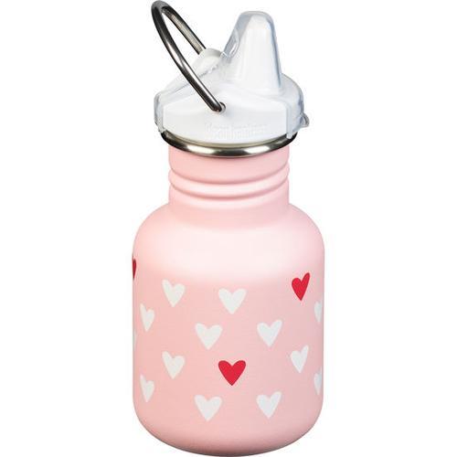Edelstahlflasche Kid Kanteen®, rosa
