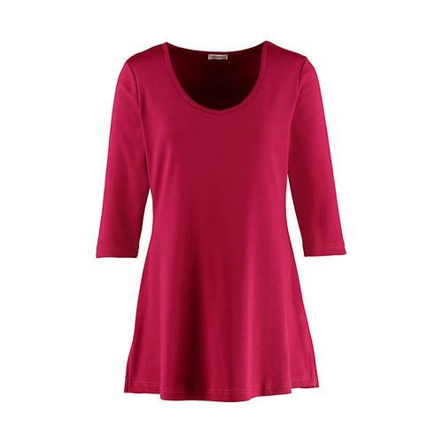 Deerberg Damen Jersey-Shirt Josi schwertlilie