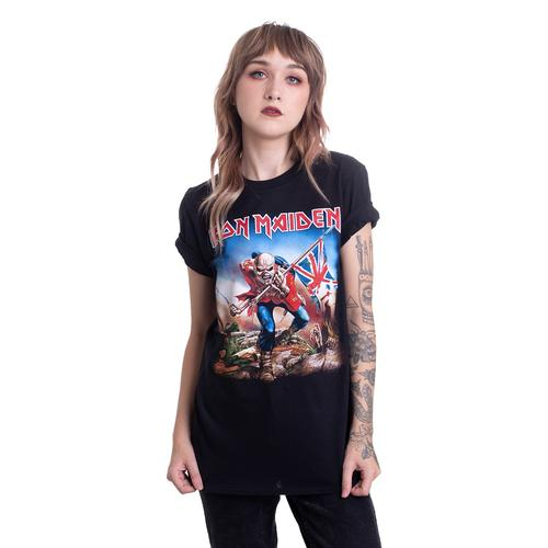 Iron Maiden - Trooper - - T-Shirts