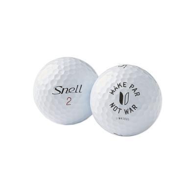 1 Dozen Snell MTB Blue Golf Balls
